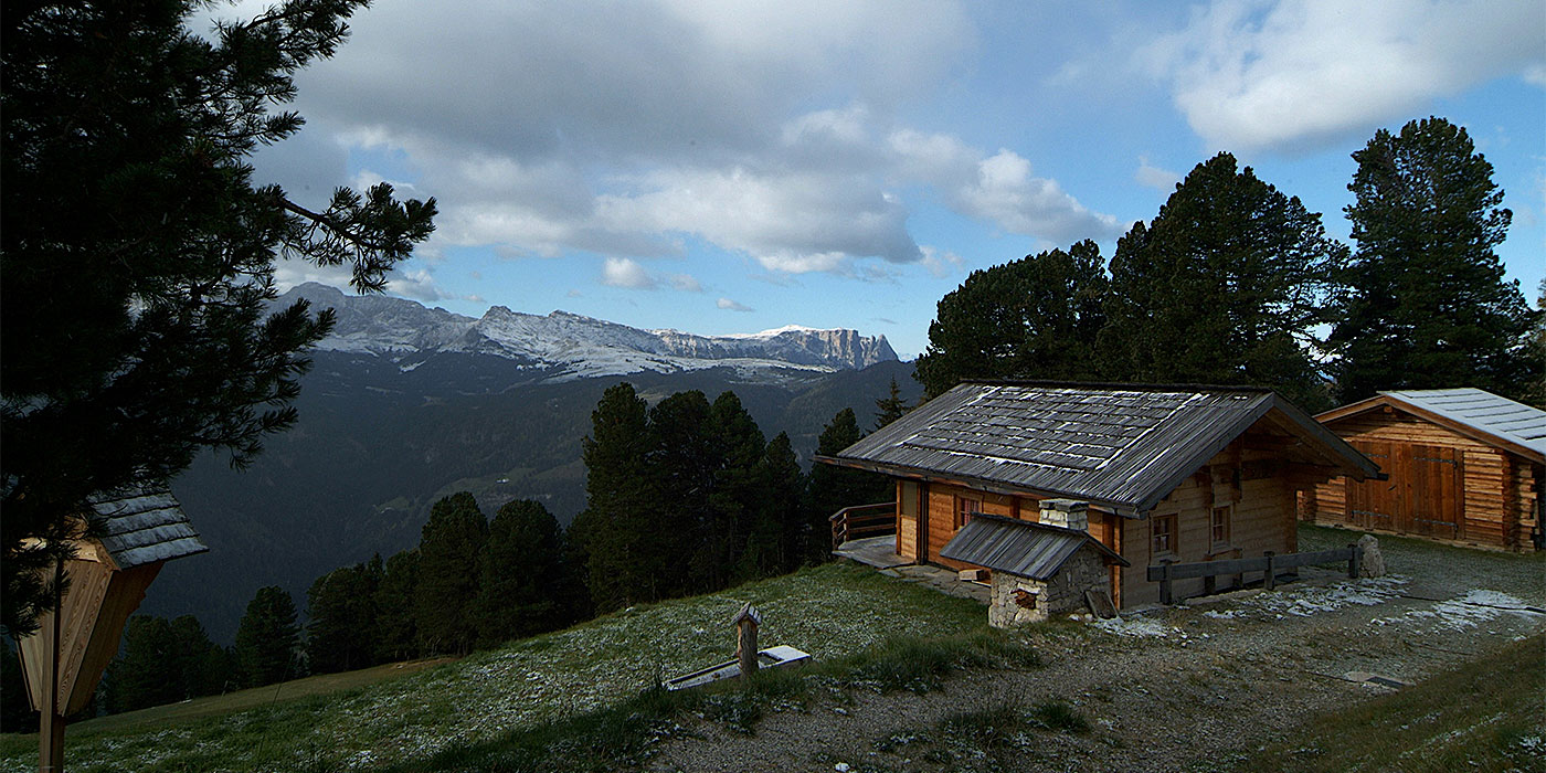 Mountain Huts And Refuges In The Sciliar Area Hotel For